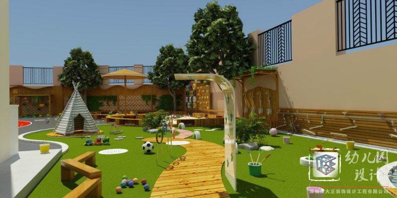 深圳幼儿园设计
