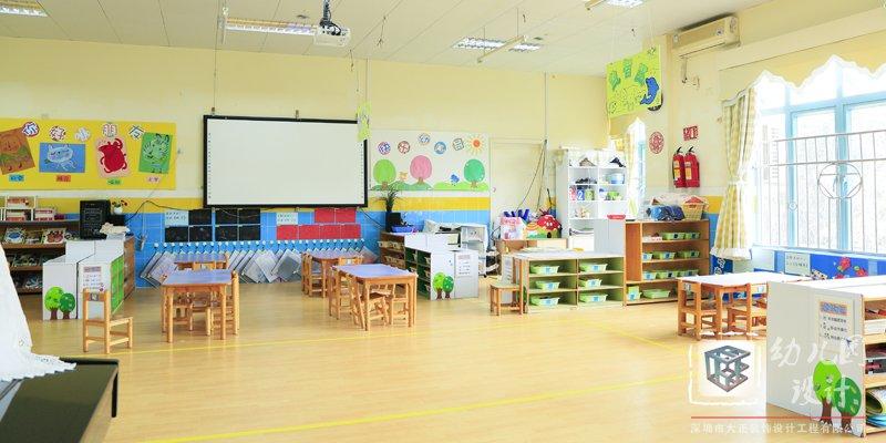 小型幼儿园装修