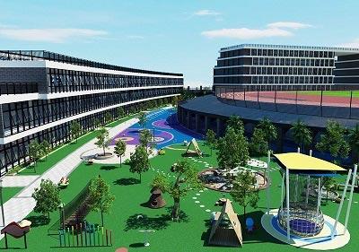 海南省北大附小幼儿园案例图
